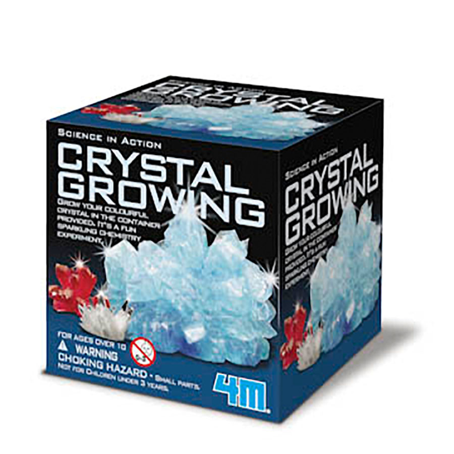 crystal growing box kit instructions toysmith