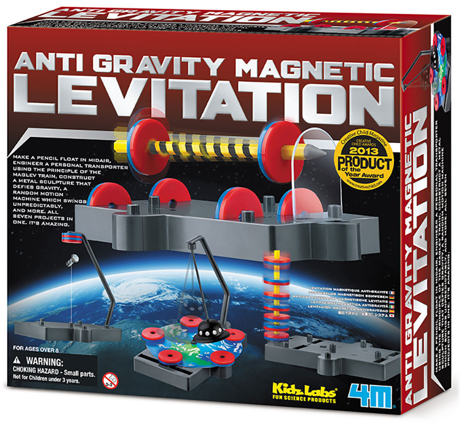 Maglev Train Science Project Kit