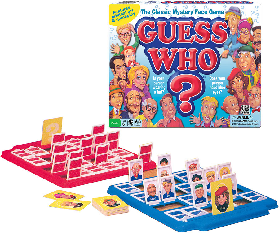 Image result for guess who game