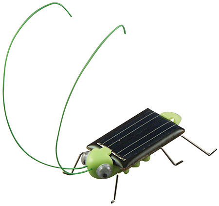 Customer Reviews Of Frightened Grasshopper Solar Powered Bug