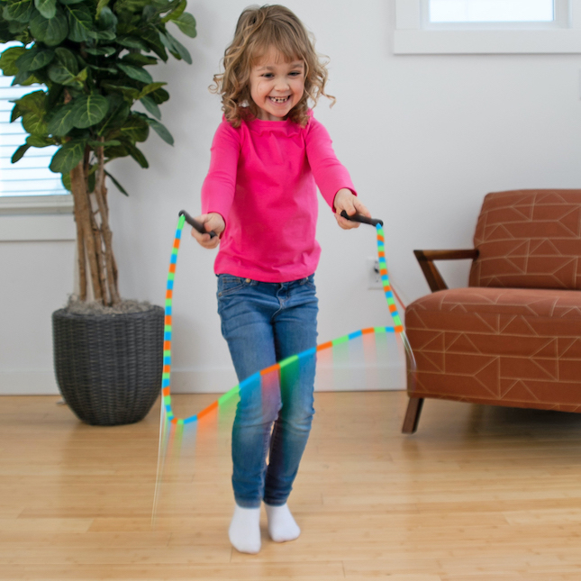 Surprise Ride - Make a Jump Rope Activity Kit
