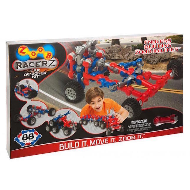 ZOOB Racerz Car Designer Kit