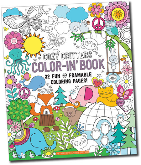 9 Year Old Coloring Books : Top toy picks for 18 year old girls