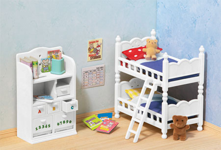 Calico Critters House With Furniture Home Decor