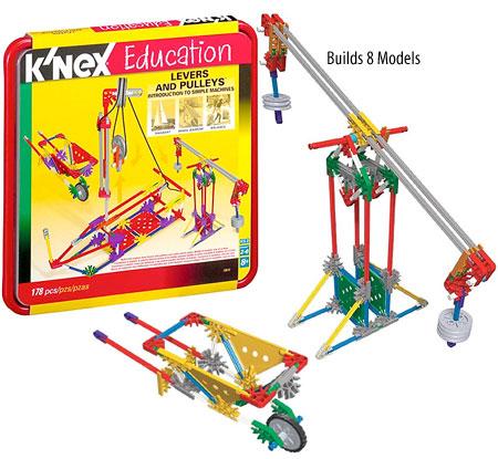 K'NEX Education - Levers & Pulleys