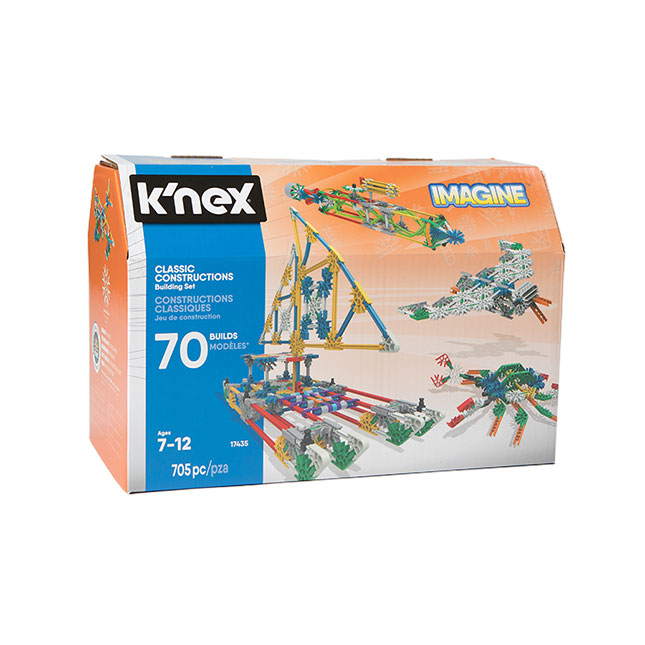 Top toy picks for 7 year old boys knex 70 model building set malvernweather Images