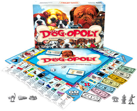 Customer Reviews Of Dog Opoly By Late For The Sky