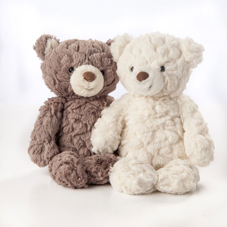 Putty Bear - Grey