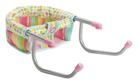 Attachable High Chair To Table Baby Stella Time To Eat Table Chair
