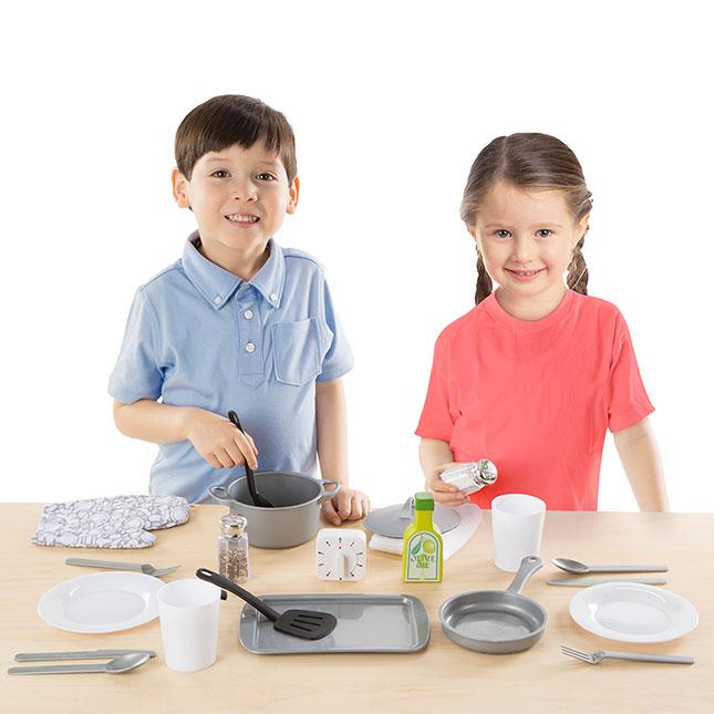 Kitchen Accessory Play Set