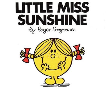 Little Miss Drawings Little Miss Sunshine