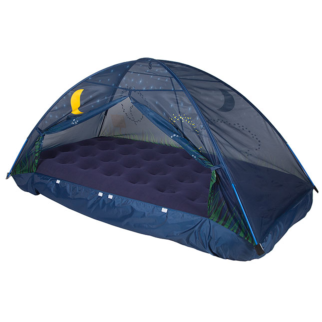 Glow In The Dark Firefly Bed Tent
