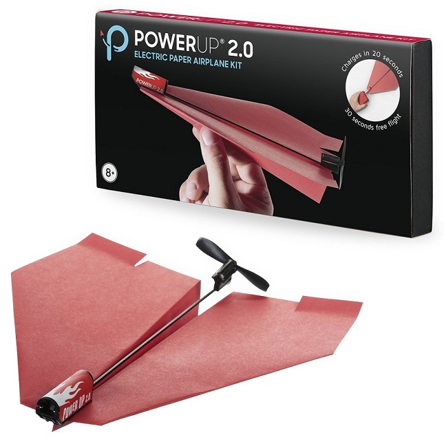 powerup 2 0 electric paper airplane conversion kit reviews