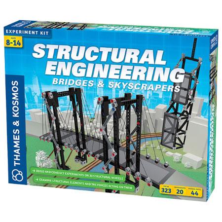 structural engineering bridges skyscrapers