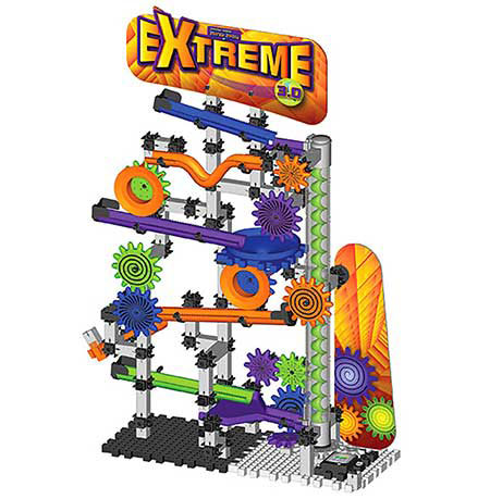 Techno Gears Marble Mania Extreme