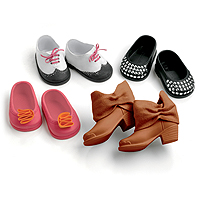 Favorite Friends Pretty Feet Shoe Pack