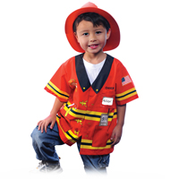 My 1st Career Gear - Firefighter