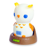Night-Owl Portable Night-Light with OK to Wake