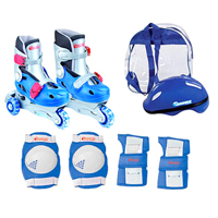 Chicago InLine Skate Training Set - Blue