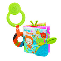 Teething Activity Book