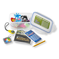 Geomate Geocaching Hide It Starter Kit