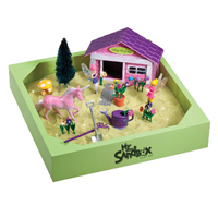 My Little Sandbox Play Set - Fairy Garden