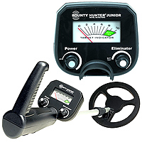 Bounty Hunter Jr. Metal Detector