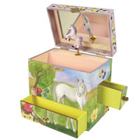 Enchantmints Horse Fairy Music Box