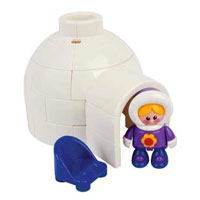 First Friends Polar Range - Igloo Set