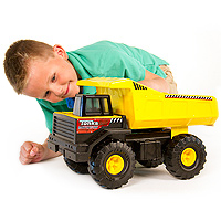 Tonka Retro Classic Steel Mighty Dump Truck
