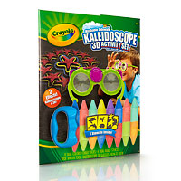 Kaleidoscope 3D Activity Set