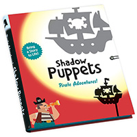 Shadow Puppets - Pirate Adventures