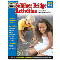 Summer Bridge Workbook - Kindergarten-First
