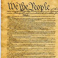 U.S. Constitution Structure