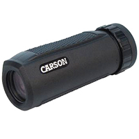 Carson BlackWave 10x25mm Waterproof Monocular