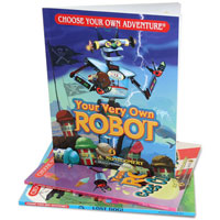 Choose Your Own Adventure - Wacky Friends 3 Book Set