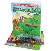 Choose Your Own Adventure - Dragons & Elves 3 Book Set