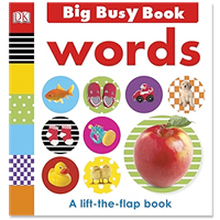 Big Busy Book - Words