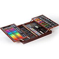 Art 101 215 pc Wood Art Set