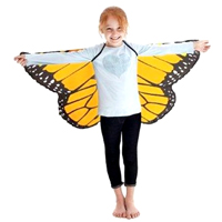 Dreamy Dress-Ups Monarch Wings - Orange