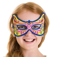 Rainbow Fairy Mask