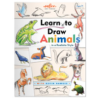 Learn to Draw Animals with Kevin Hawkes