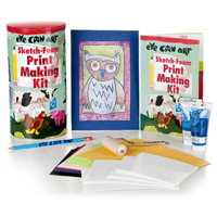 Sketch Foam Printmaking Kit