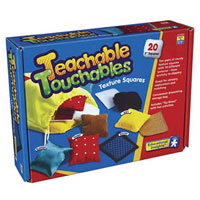 Teachable Touchables Texture Squares