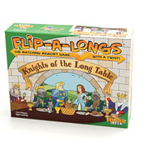 Flip-A-Longs - Knights of the Long Table