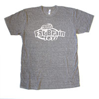 Fat Brain Toys Retro American Apparel Tshirt