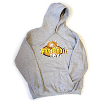 Fat Brain Toys Hoodie - Full Color Logo
