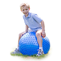 Tactile Sensory Fitness Ball
