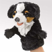 Little Dog Puppet