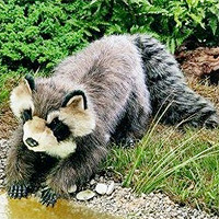 Large Raccoon Puppet